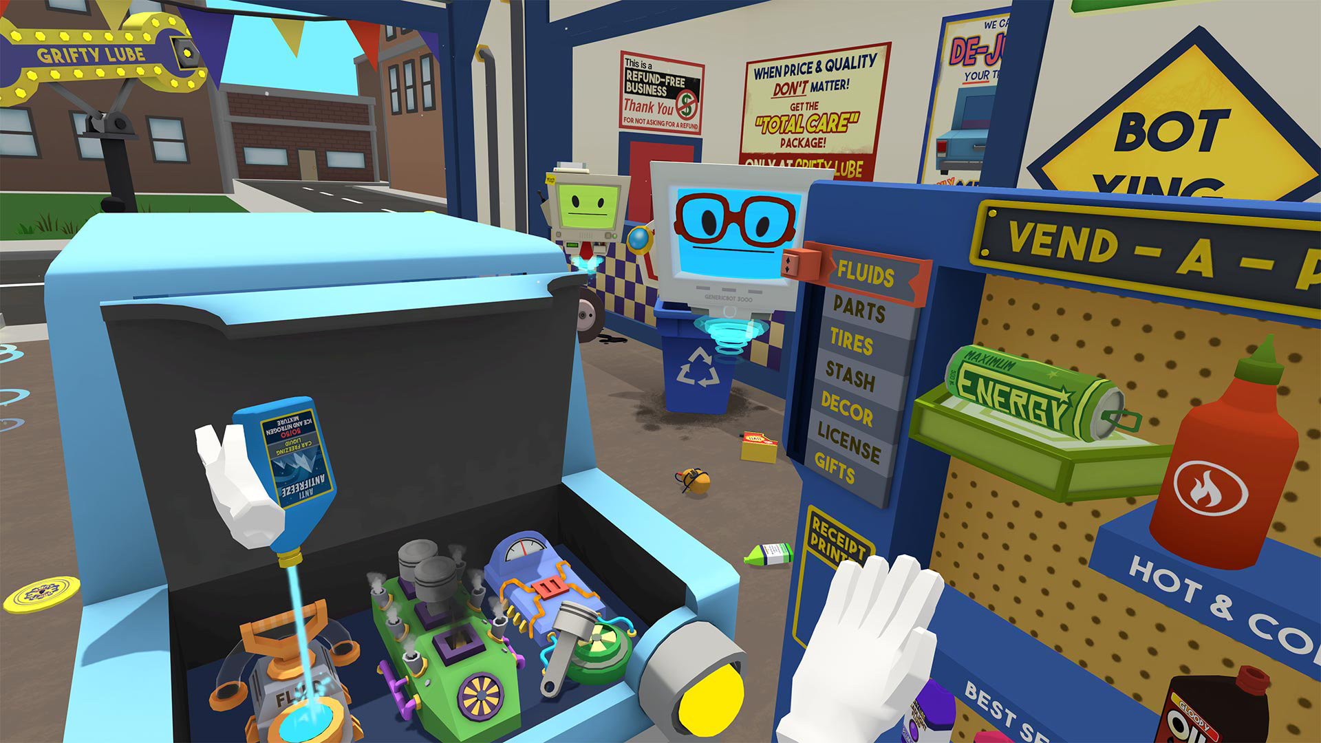 Job Simulator: The 2050 Archives Game | PS4 - PlayStation