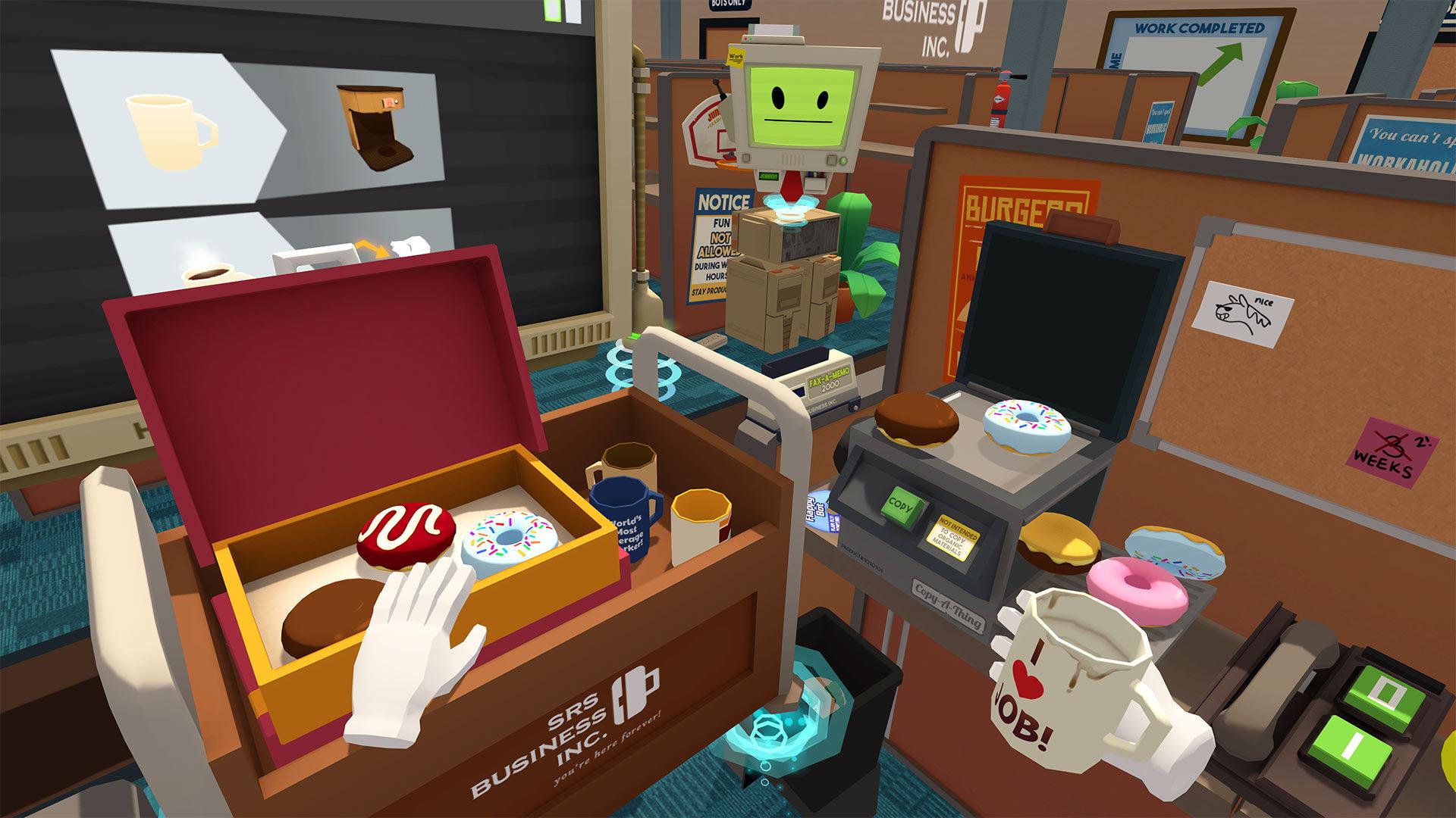 Kết quả hình ảnh cho Job Simulator