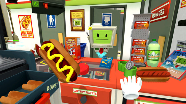 Job Simulator: The 2050 Archives Screenshot 4