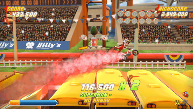 Joe Danger Screenshot 4