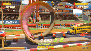 Joe Danger Screenshot 2