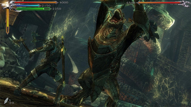 Joe Dever's Lone Wolf Console Edition Screenshot 4