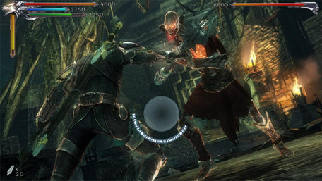 Joe Dever's Lone Wolf Console Edition Trailer Screenshot