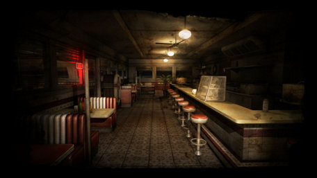 Joe's Diner Trailer Screenshot