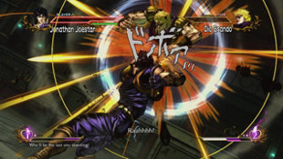 JoJo's Bizarre Adventure: All-Star Battle Screenshot 2