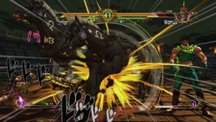 JoJo's Bizarre Adventure: All-Star Battle Screenshot 5