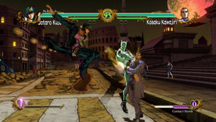 JoJo's Bizarre Adventure: All-Star Battle Screenshot 3