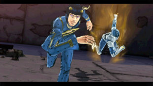 JOJO'S BIZARRE ADVENTURE: EYES OF HEAVEN Screenshot 9
