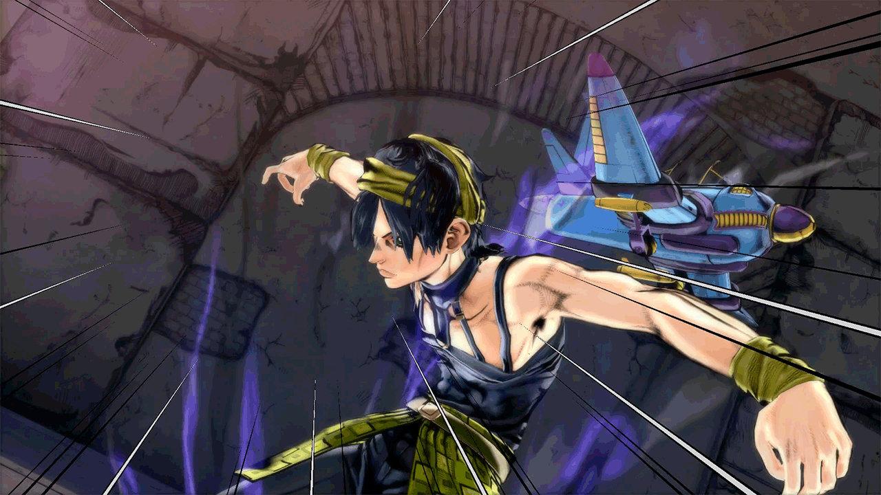 JOJO'S BIZARRE ADVENTURE: EYES OF HEAVEN Game   PS4
