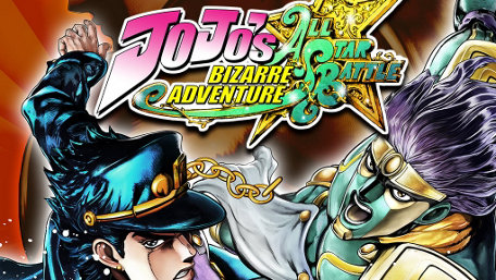 JoJo's Bizarre Adventure: All-Star Battle | PS3™ Trailer Screenshot