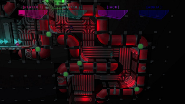 Jolt Family Robot Racer Screenshot 1
