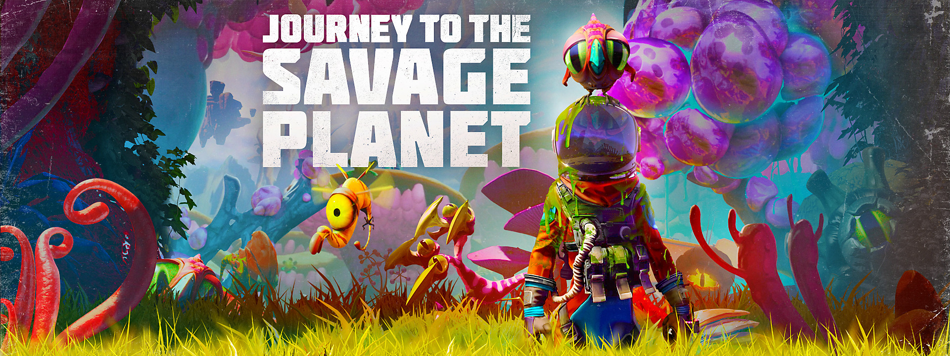 Now Available - Journey to the Savage Planet