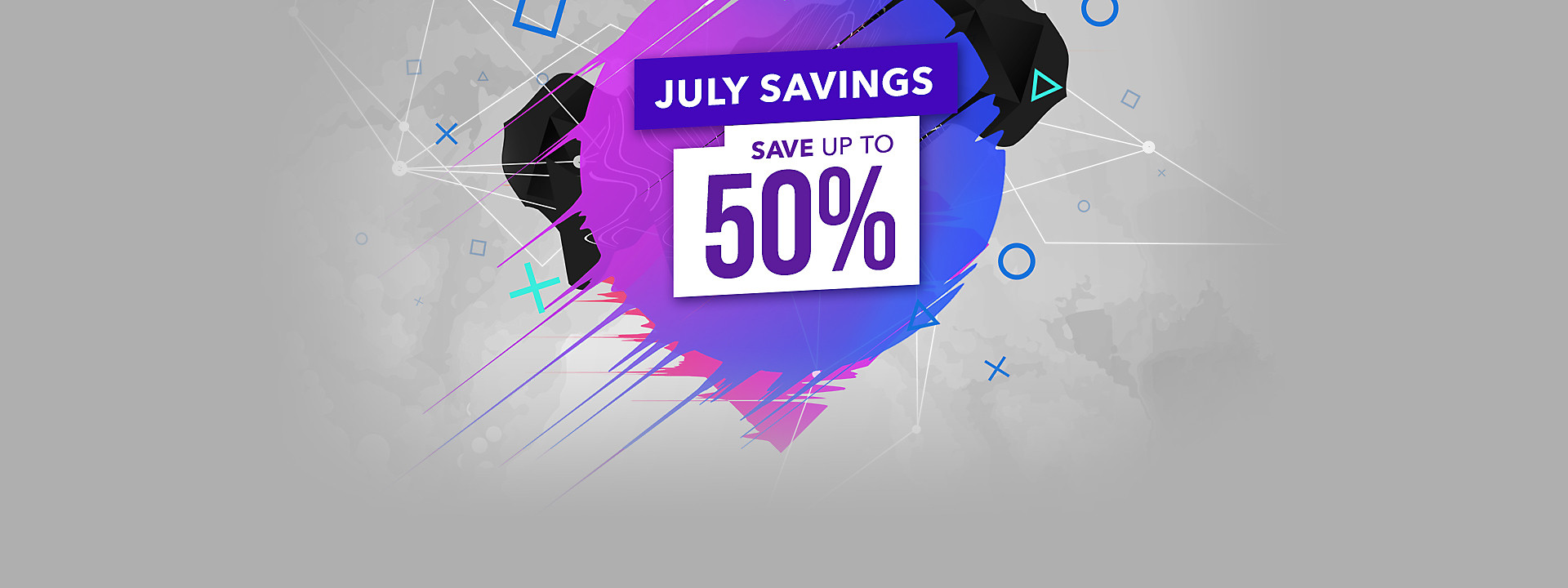 PlayStation Store - July Savings