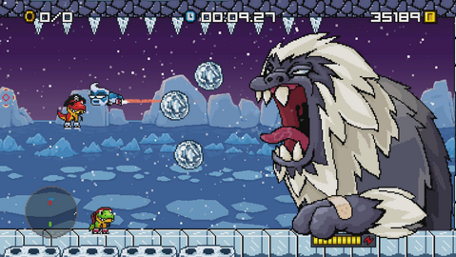 JumpJet Rex Trailer Screenshot
