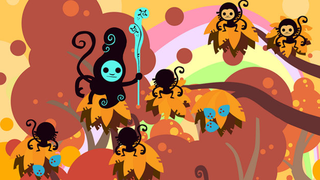 Jungle Rumble: Freedom, Happiness, and Bananas Screenshot 1