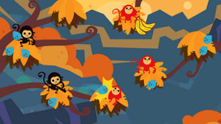 Jungle Rumble: Freedom, Happiness, and Bananas Screenshot 2