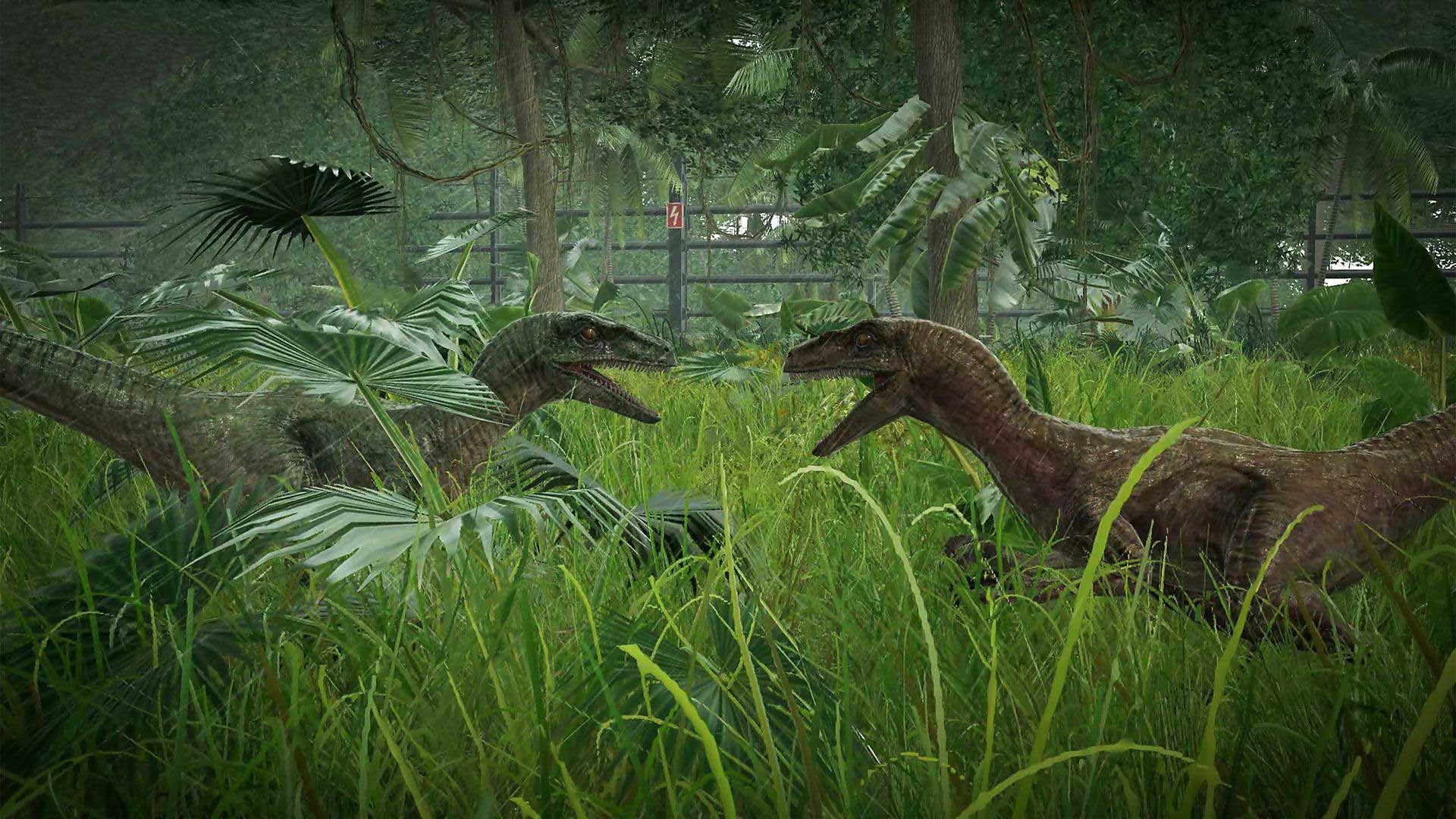 Jurassic World Evolution Game Ps4 Playstation