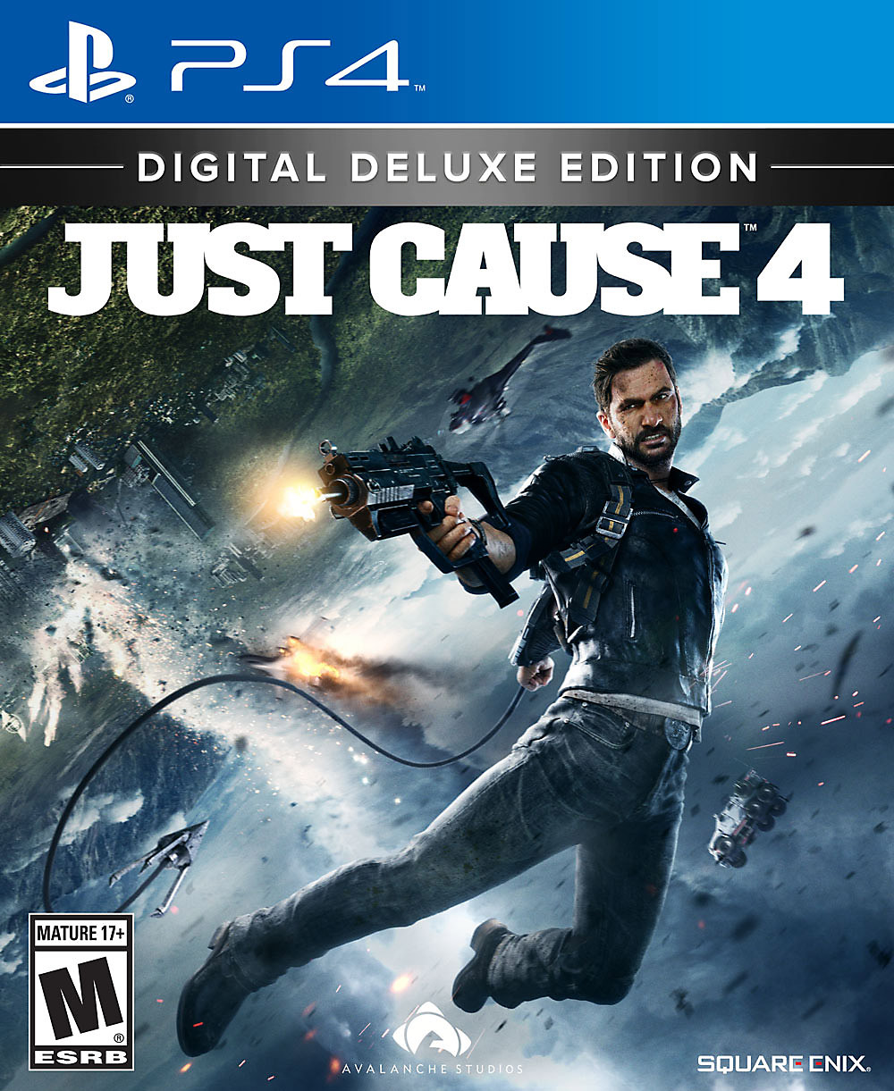 Just Cause 4 - Digital Deluxe Edition