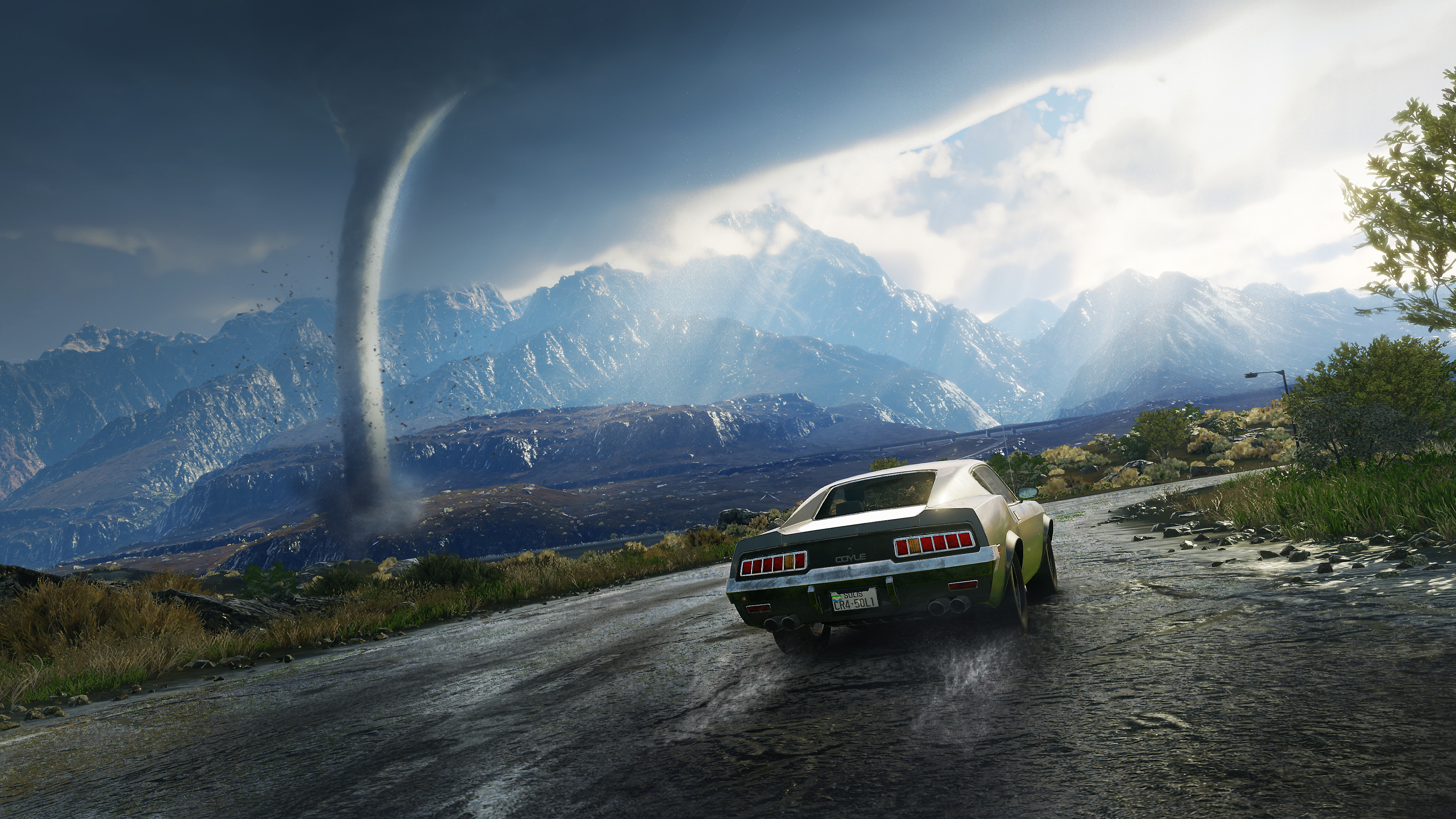 Just Cause 4 Extreme Weather Condition Screenshot