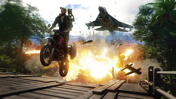 Just Cause 4 - Screenshot INDEX