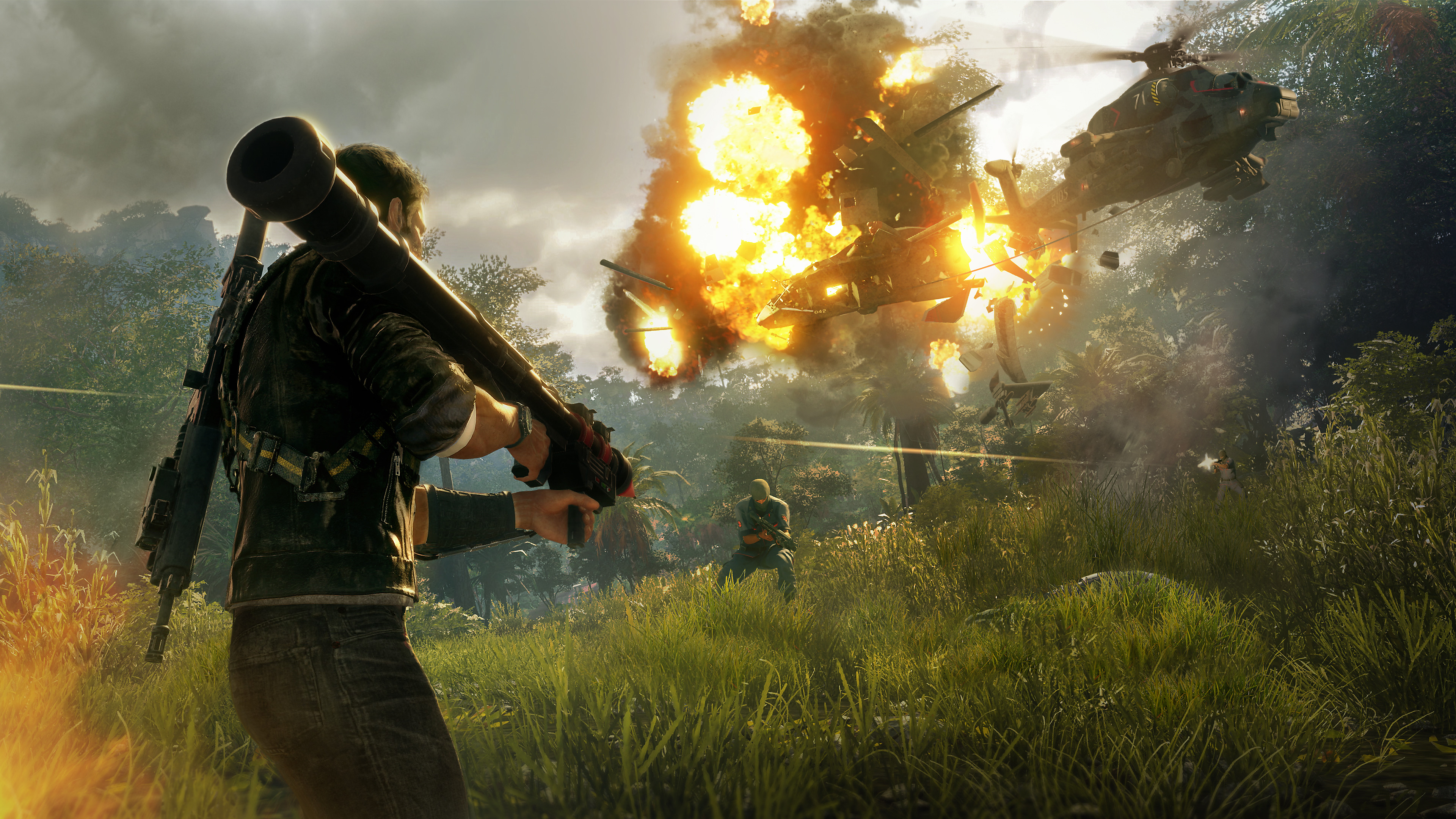 Just Cause 4 Gameplay Screenshot