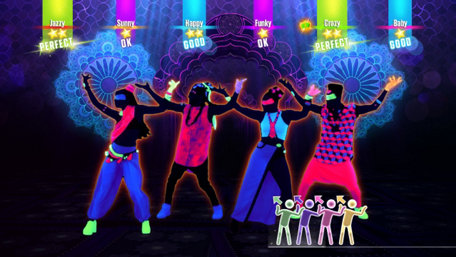 Just Dance 2017 Trailer Screenshot