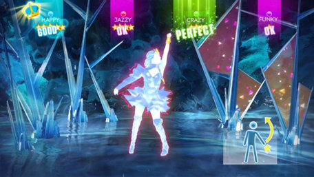 Just Dance® 2014 Trailer Screenshot