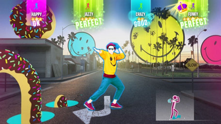 Just Dance® 2015 Trailer Screenshot