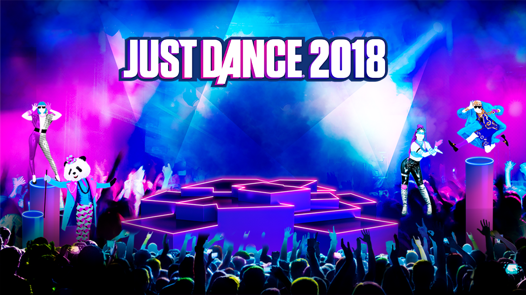 Just Dance 174 2018 Game Ps4 Playstation