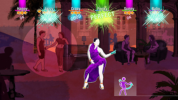Just Dance® 2019 - Screenshot INDEX