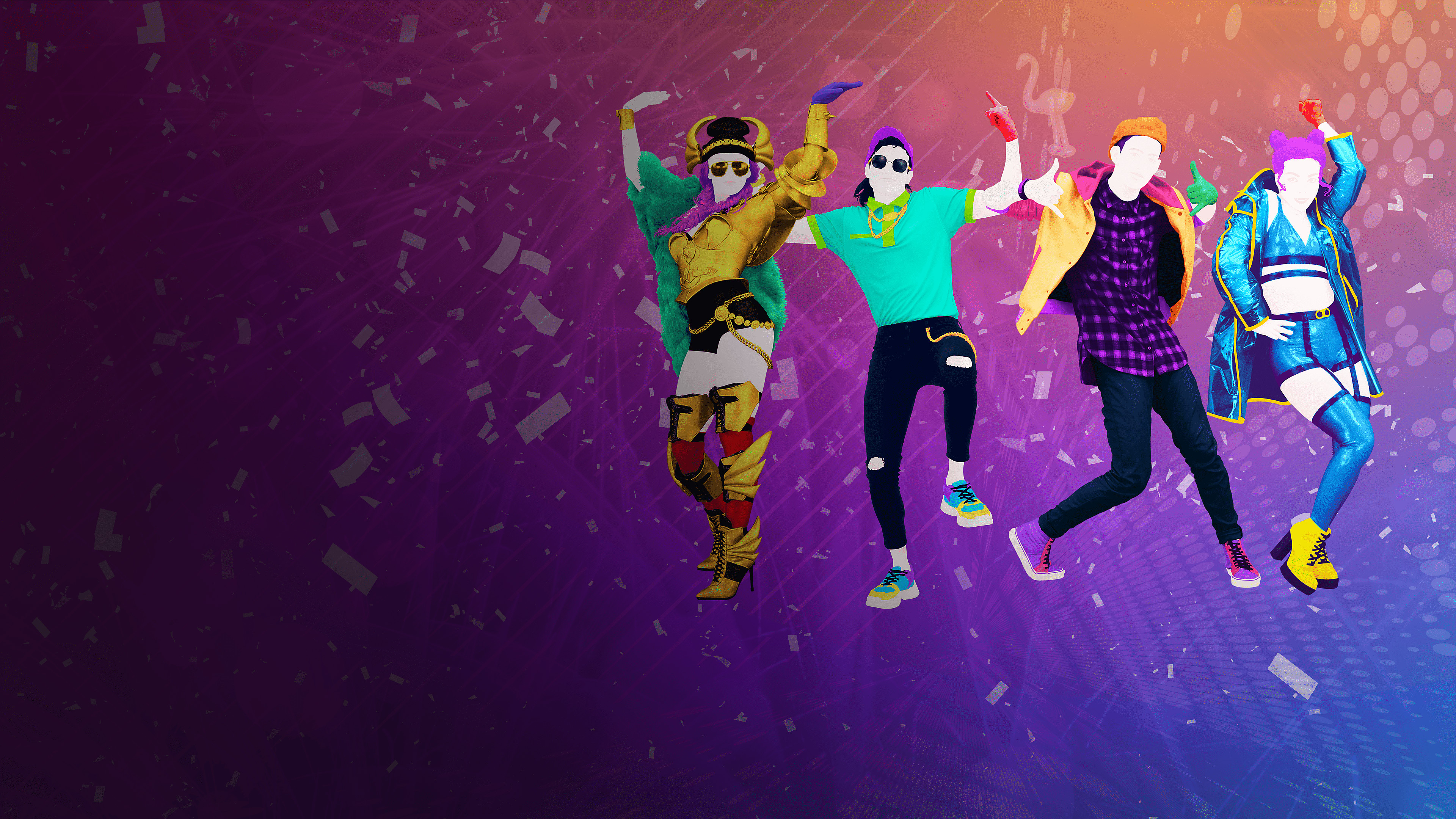 Just Dance 2020 Key Art
