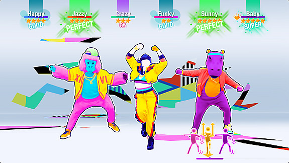 Just Dance 舞力全開 2020 - Screenshot INDEX