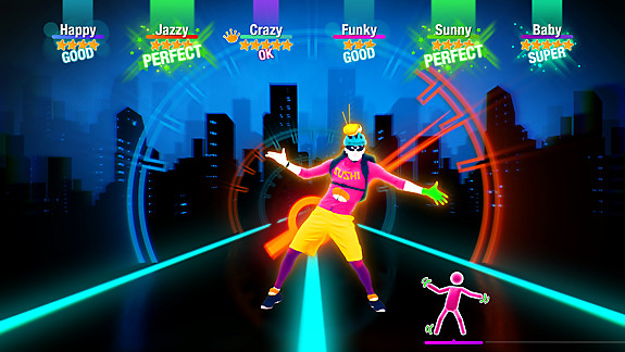 Just Dance 舞力全开 2020 - Screenshot INDEX