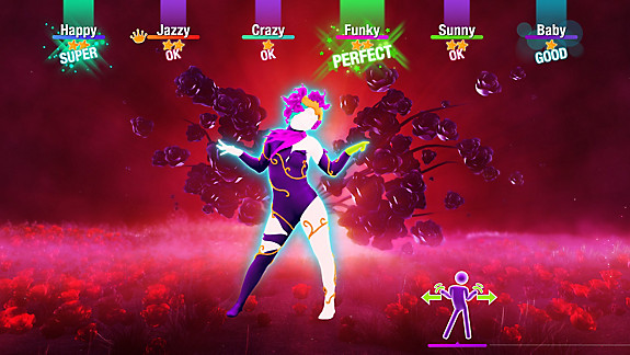 Just Dance 2020 - Screenshot INDEX