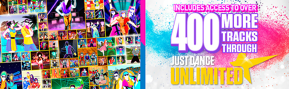 Just Dance 2019: 400 canciones