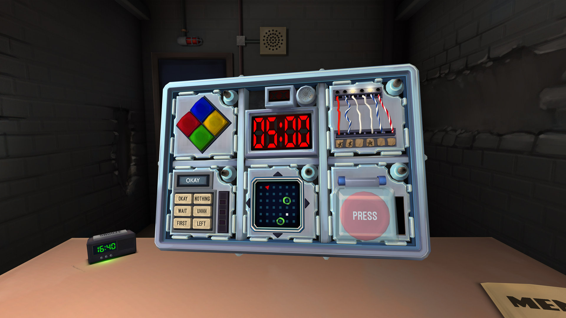 keep talking and nobody explodes download vr
