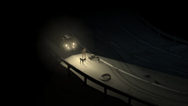 Kentucky Route Zero: TV Edition Screenshot 1