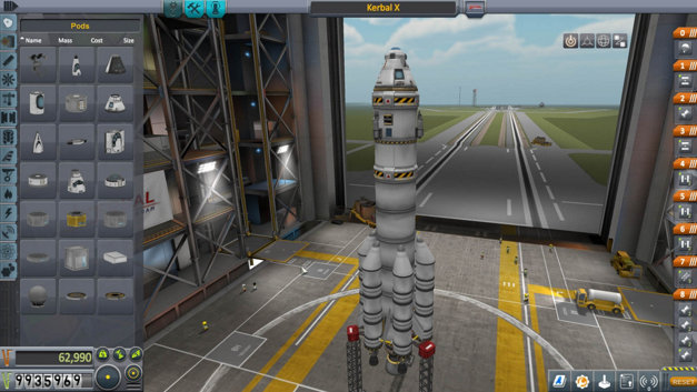 Kerbal Space Program Enhanced Edition Screenshot 10