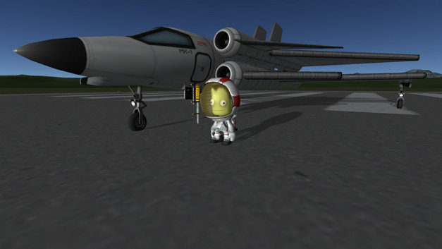Kerbal Space Program Enhanced Edition Screenshot 1