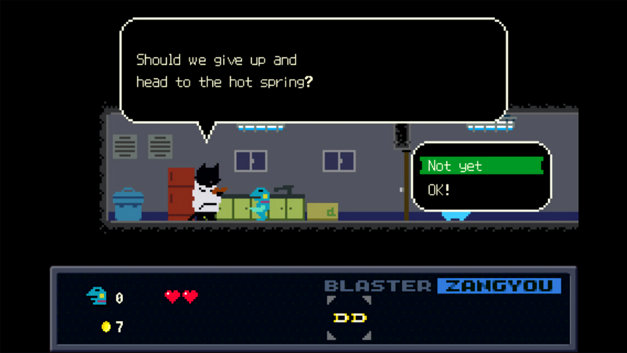 Kero Blaster Screenshot 4
