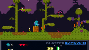 Kero Blaster Screenshot 5
