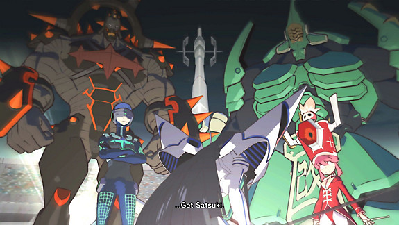 KILL la KILL - IF - Screenshot INDEX