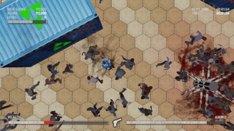 KILLALLZOMBIES (PS Vita) Trailer Screenshot