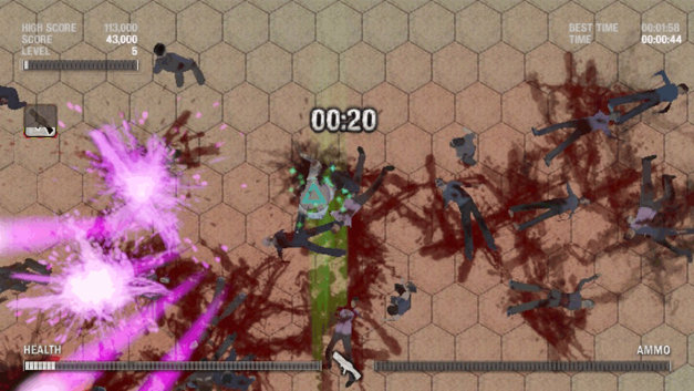 KILLALLZOMBIES Screenshot 4
