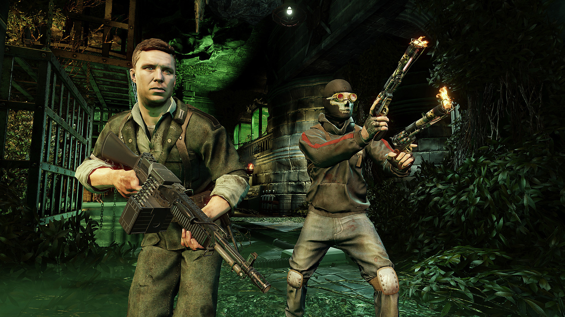Personagens de Killing Floor: Double Feature