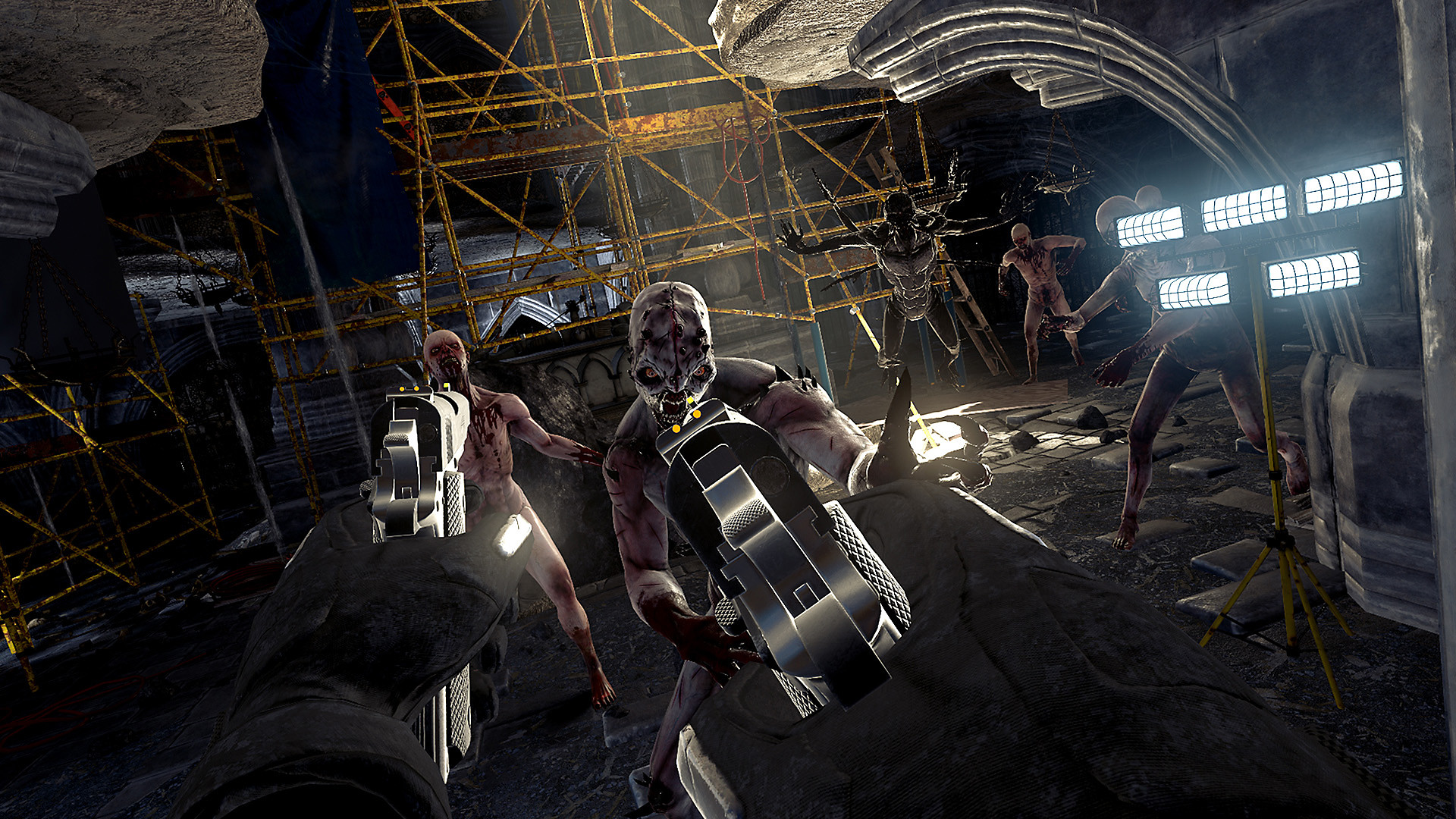 Gameplay de KILLING FLOOR: INCURSION