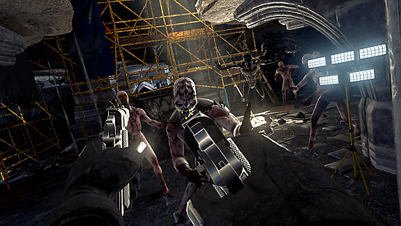 Killing Floor: Double Feature - Screenshot INDEX