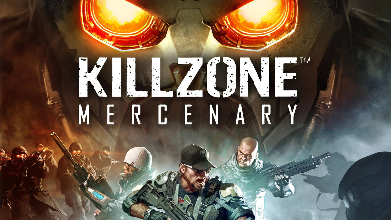 killzone� mercenary game psvita playstation