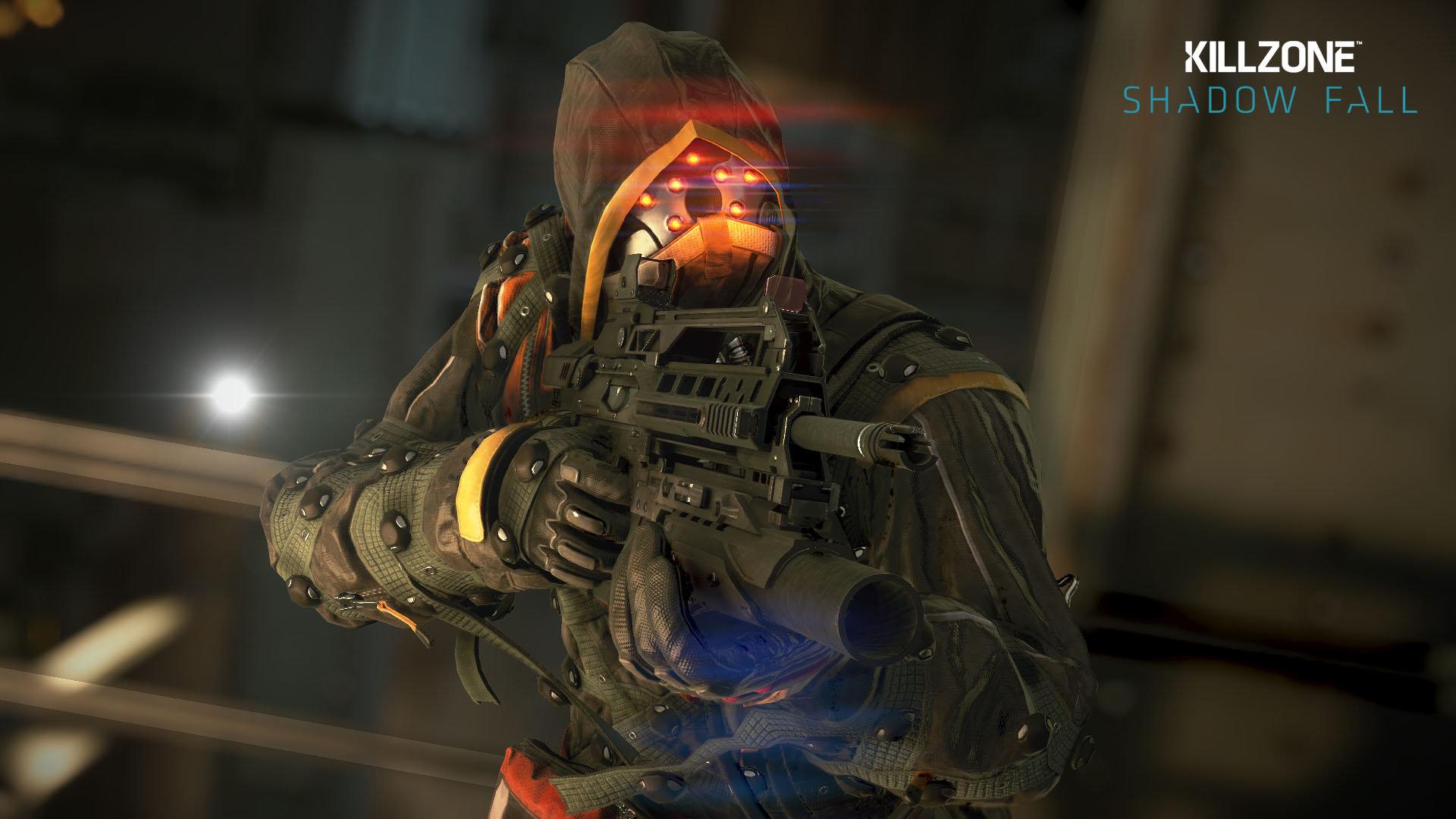 Killzone Shadow Fall Game Ps4 Playstation