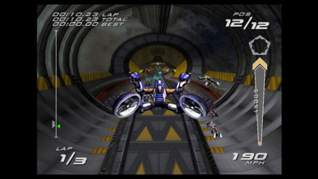 Kinetica™ (PS2) Trailer Screenshot